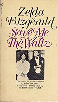 Save Me the Waltz 0099286556 Book Cover