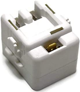 61005518 Relay and Overload for Whirlpool Maytag Kenmore Refrigerator Replaces 12002782 1194680 AH2004057 by AUKO