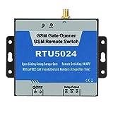 TOOGOO Abridor de puerta GSM Interruptor de encendido / apagado remoto con 850/900/1800 gratuito SMS comando de soporte / 1900 MHz