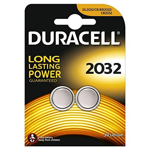 Duracell 2032 Blister 2 Pezzi - CR2032 DL2032