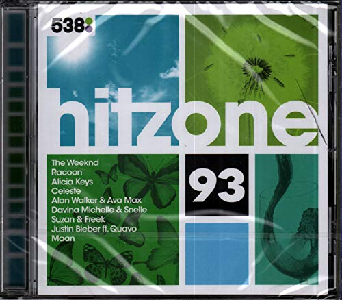HITZ0NE 93 [Nice Chart Hits for the Summer 2020]