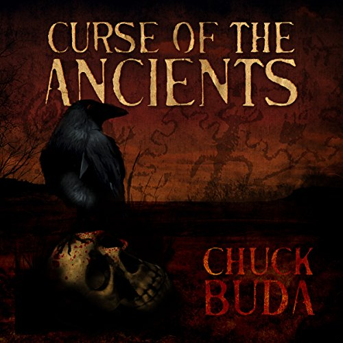 Curse of the Ancients audiobook cover art