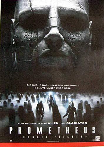 Prometheus - Dunkle Zeichen - Noomi Rapace - Filmposter 37x53cm gerollt