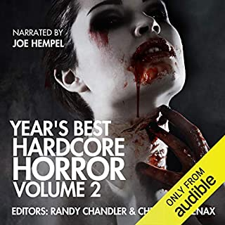 Year's Best Hardcore Horror: Volume 2 audiobook cover art