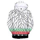 RENEO Sudaderas Hombre Chaqueta con Capucha Camiseta,Suéter con Capucha para Hombres Y Mujeres con I...