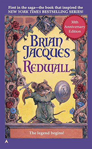 Featured Fantasy: Redwall by Brian Jacques