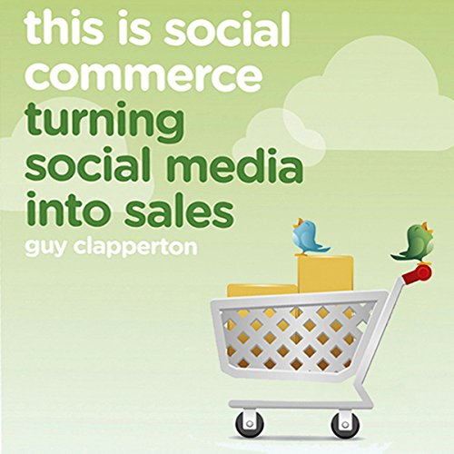 This Is Social Commerce audiobook cover art
