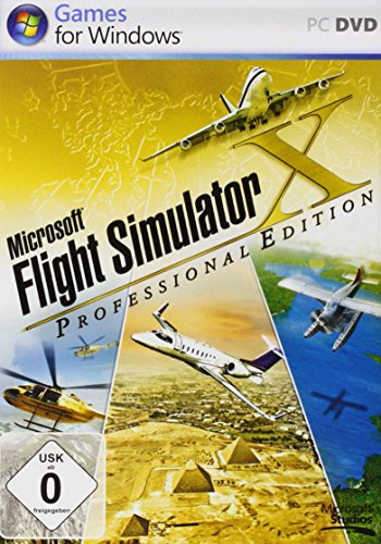 Flight Simulator X - Professional Edition [Importación alemana]