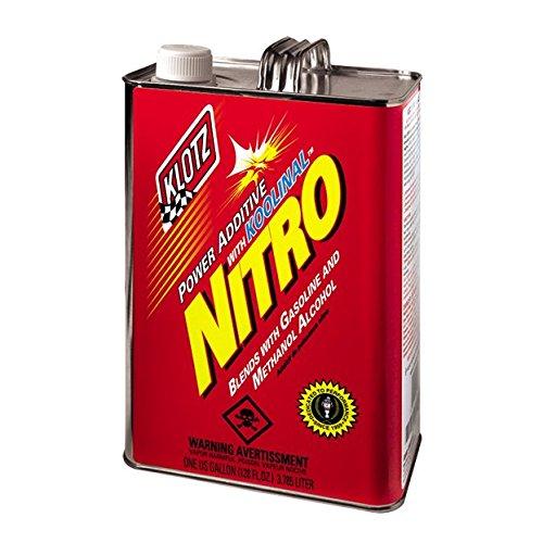 Klotz (KL-640 Nitro Power Additive