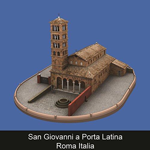 San Giovanni a Porta Latina Roma Italia (ITA) copertina