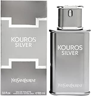 Yves Saint Laurent Ysl Kouros Silver 1.7 Edt Spr