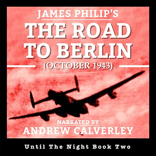 The Road to Berlin audiobook cover art