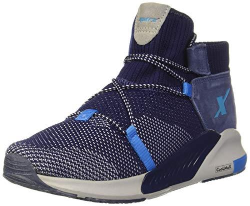 Sparx Men's Sm-405 Navy Sky Blue Running Shoe-7 Kids UK (SX0405GNVSB0007)