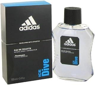 Ice Dive by Adidas for Men - Eau De Toilette, 100ml