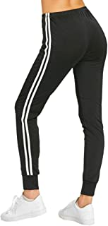02c76a63ddde3 Legging de Sport Femme,Taille Haute Long Sport Yoga Gym Extensible  Élastique Fitness Running Pantalon