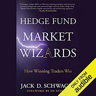 Hedge Fund Market Wizards cover art
