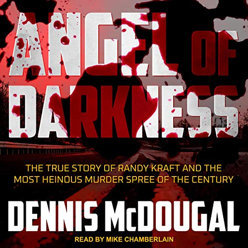 Angel of Darkness Audiobook By Dennis McDougal cover art