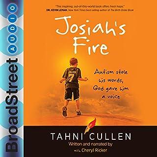Josiah's Fire audiobook cover art