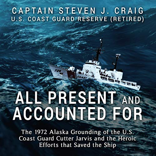 All Present and Accounted For audiobook cover art