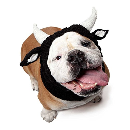 Zoo Snoods Bull Dog Costume - Neck and Ear...