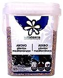 Vitaterra Abono Plantas Mediterráneas 1 kg, 28211