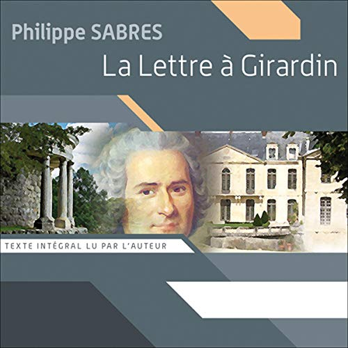Couverture de La lettre à Girardin