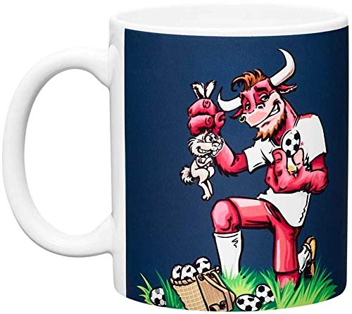 RB Leipzig Tasse - Frohe Ostern - RBL Easter Bulli Kaffee Becher (L)