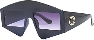 Large frame sunglasses women sunglasses European and American sunglasses