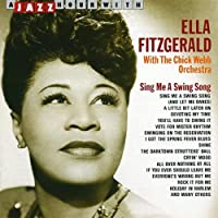 Sing Me Swing Song by Ella Fitzgerald (1995-07-21)