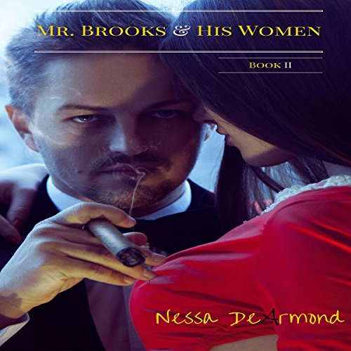 Mr. Brooks and His Women Book II cover art