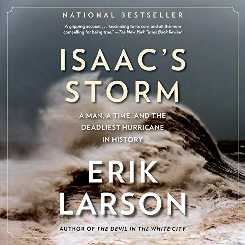 Isaac's Storm  By  cover art
