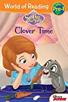 World of Reading: Sofia the First Clover Time: Level Pre-1