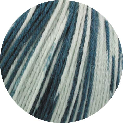 Lana Grossa About Berlin MEILENWEIT 6-ply Cashmere 456