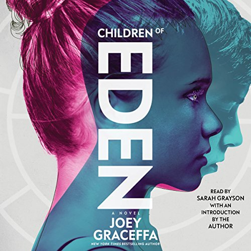 Children of Eden audiobook cover art