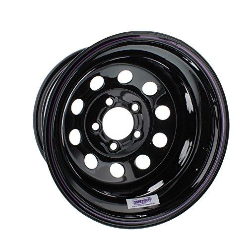 Speedway Motors 15 x 10 Circle Track 5 on 4.75 Wheel, 4 Offset