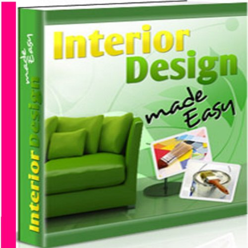 Interior Design Made Easy audiobook cover art