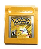 Pokemon Yellow Version Special Pikachu Edition Game [Game Boy] NEW SAVE BATTERY