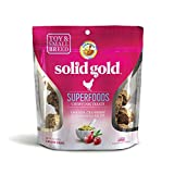 Solid Gold Natural Treats for Small & Toy Breeds; Grain Free Superfoods Chewy