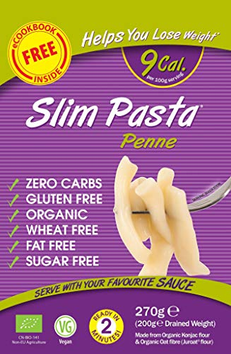 Eat Water Slim Pasta Penne 200g (Pack of 3)