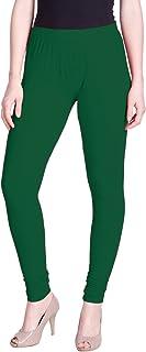 Lux Lyra Women's Leggings IC Legg RAMA Green_Freesize