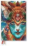 Paperblanks Planificador de 18 meses y calendario con tapa flexible   Julio 2019 – diciembre 2020   Dragón Dharma   Semana semana (vertical)   Maxi (210 x 135 mm) 9781439762615