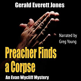 Preacher Finds a Corpse: An Evan Wycliff Mystery audiobook cover art