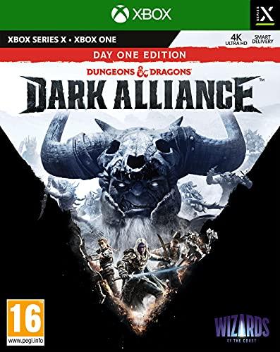 Dungeons & Dragons Dark Alliance Day 1 Edition (Xbox Series X)