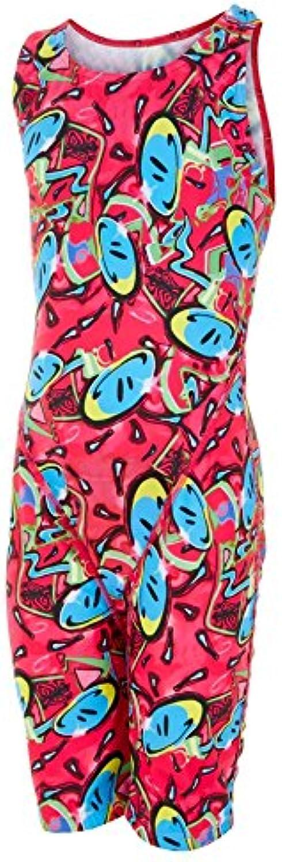 Maru Girls Bounce Pacer Legsuit  Pink Size 30