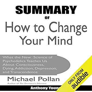 Summary of How to Change Your Mind by Michael Pollan cover art