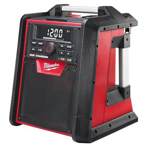 MILWAUKEE'S 2792-20 Cordless Tool Battery Electric Jobsite Radio/Charger, 40 W, 18 V, Multi