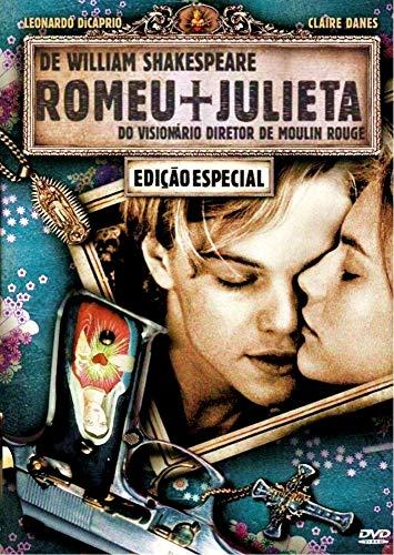 Dvd Romeu + Julieta Leonardo DiCaprio