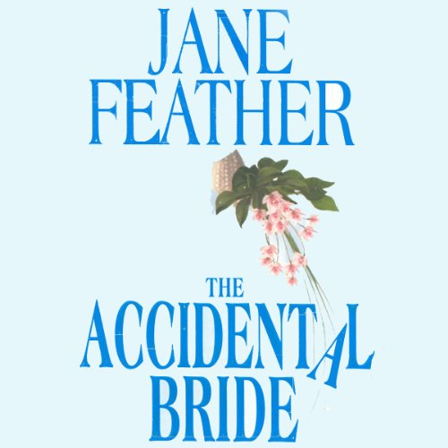 The Accidental Bride audiobook cover art