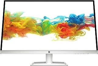 "HP 31.5"" HDMI/VGA 1080P 60Hz 5ms Anti-Glare LED IPS FHD Monitor (Black), Bonus Accessories"