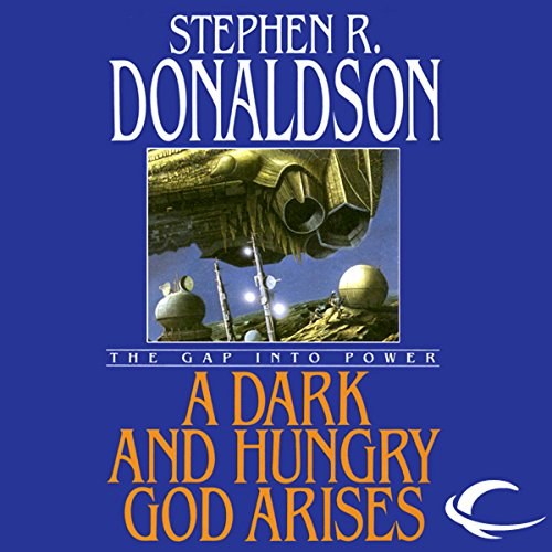 A Dark and Hungry God Arises: The Gap into Power audiobook cover art